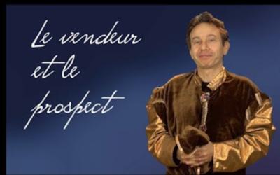 Le vendeur et le prospect